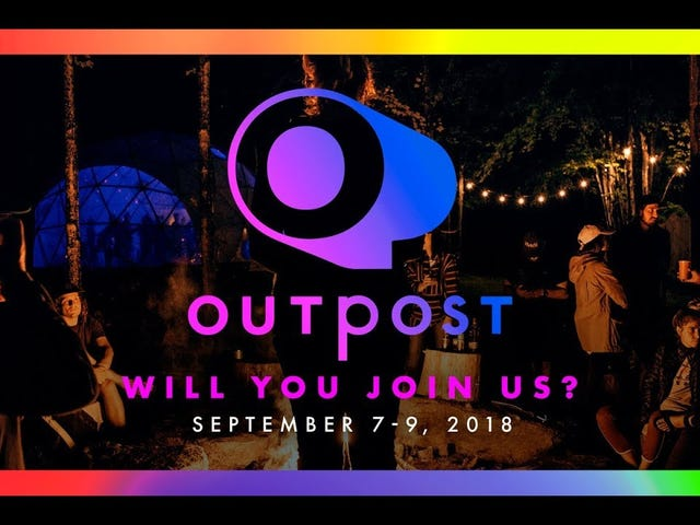 The Outpost Outdoor Trade Show is Back This September