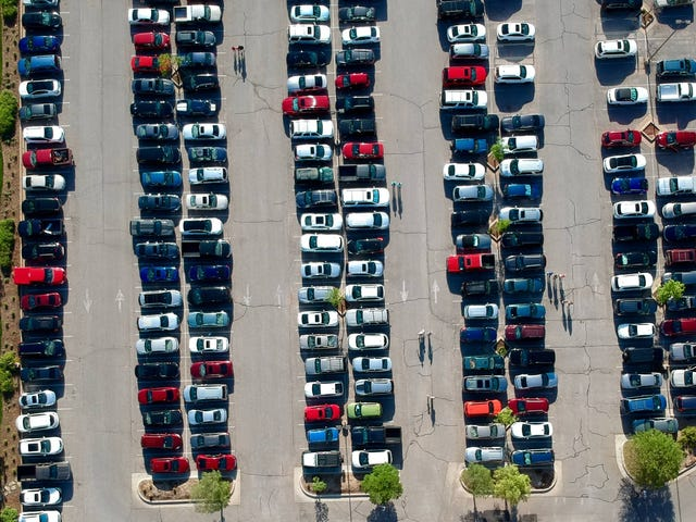 Đừng phụ thuộc vào Google Assistant để ghi nhớ điểm đỗ xe của bạn