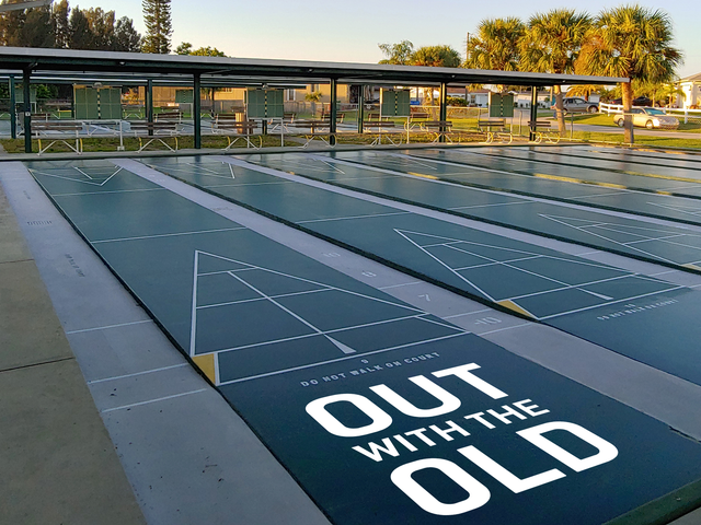 I Am The Youngest Pro Shuffleboard Player In Florida