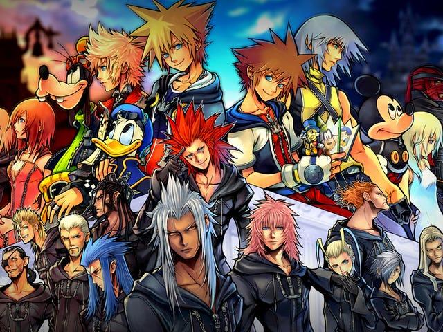 <i>Kingdom HeartsIn Review,</i> del ett: Introduksjon