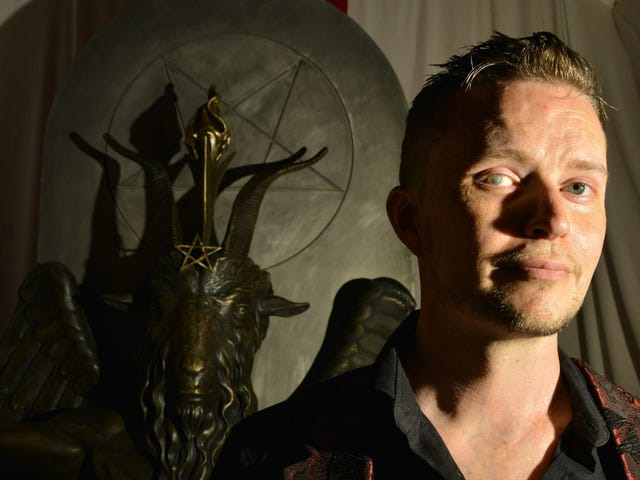 The Satanic Temple Is Engulfed in a Civil War Over a Decision to Hire an Attorney With a Stable of Alt-Right Clients