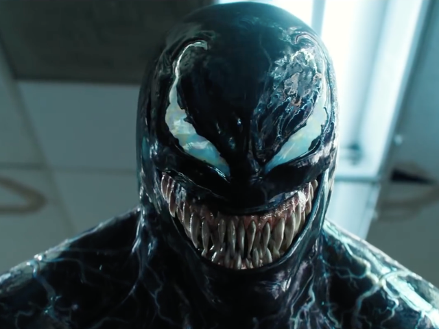 Venom Should Be a Horror Movie Where the Monster Wins
