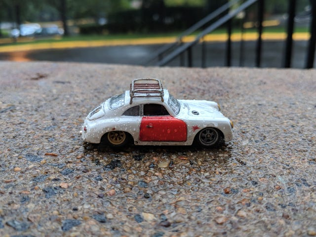 Everyone's Favorite Ratty Porsche