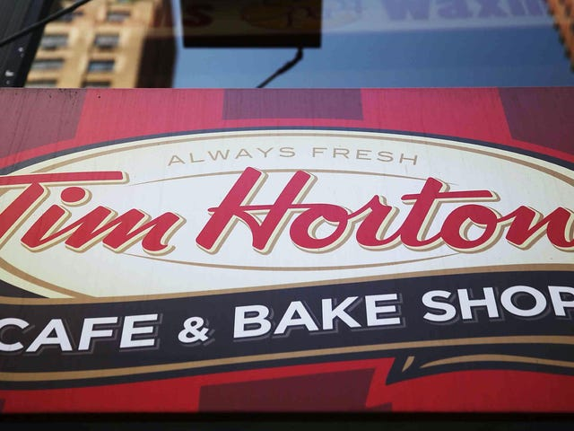 Two Canadian Kids Crash Parents' Truck In Hella Canadian Joyride To Tim Hortons