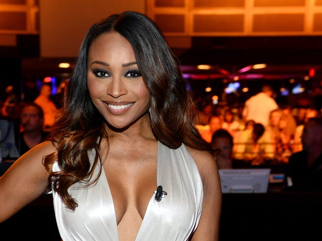 Cynthia Bailey Knew She Was Beautiful the Moment She Realized She Didn't Need Anyone to Validate That Beauty