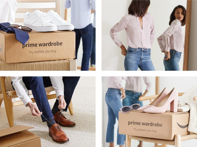 Amazon Opens Up Their Fashion Subscription Box To All Prime Members
