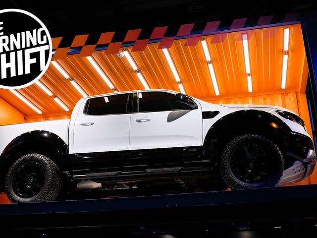 Permintaan Ford Ranger Benar-benar Tidak Tercantum, Ford Sudah Menjadwalkan 'Massive Overtime'