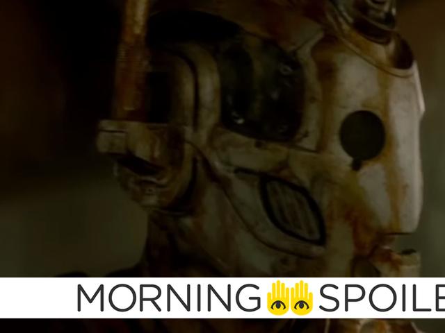 Chris Chibnall se burla de una nueva y amenazadora versión de Doctor Who's Cybermen