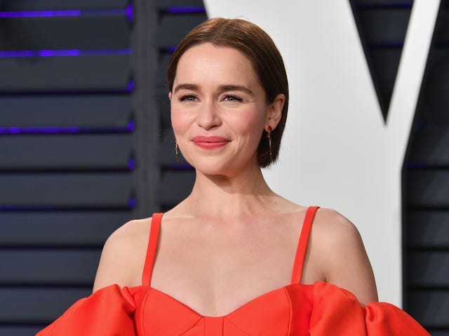 Emilia Clarke opens up about life-threatening aneurysms while filming Game Of Thrones