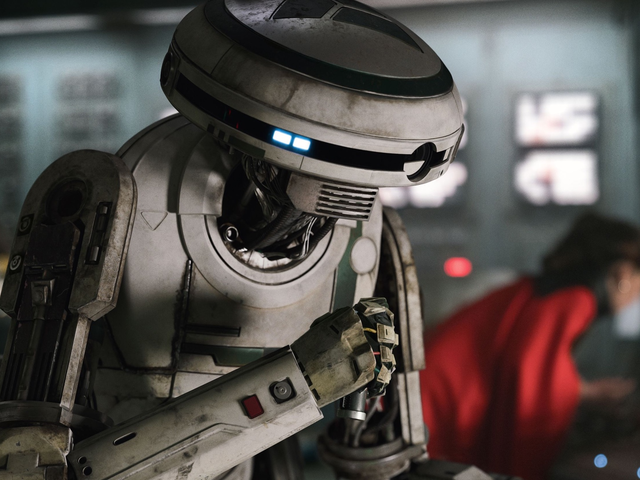 Here's How Industrial Light & Magic Created Solo's L3-37