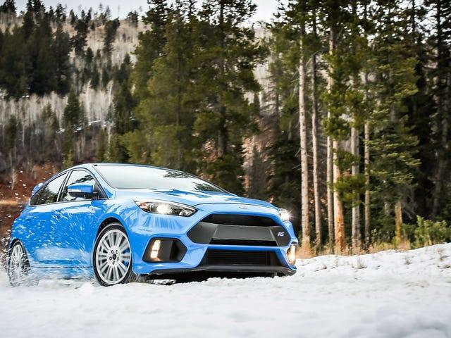 Menangkan Ford Focus RS Hanya Untuk Memainkan Video Game!