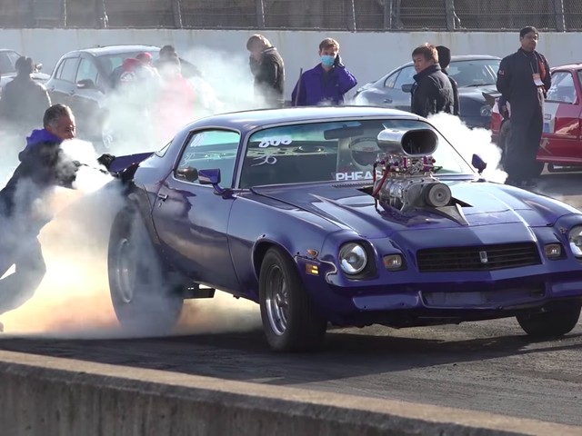 Drag Racing In Japan Is Insane