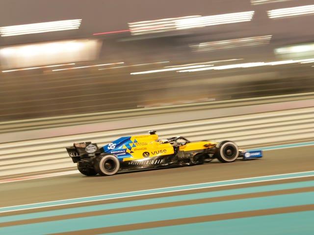 Commento del giorno: Formula One Discourse Edition