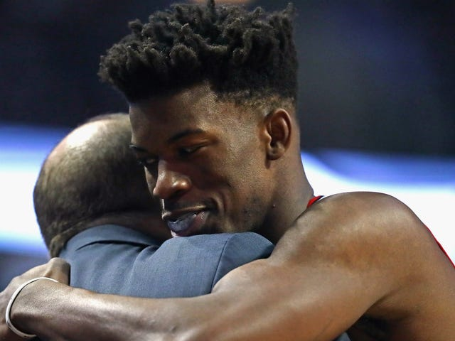 Tom Thibodeau Seems Pretty Okay With Jimmy Butler Taking A Doo-Doo On His Whole Team