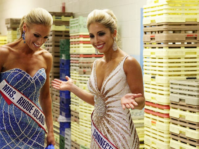 Make Mrs. America Great Again? Pageant Owner Accused of Racial Slurs and Bias