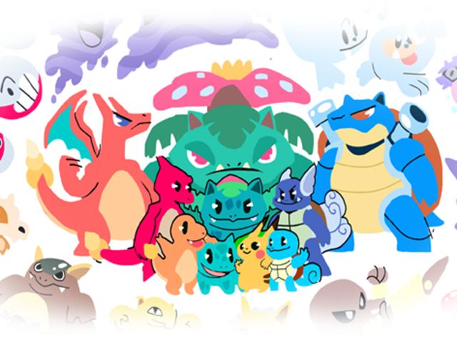 Happy 20th, Pokemon!