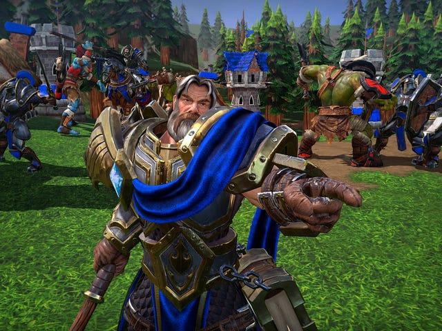 Blizzard sở hữu Warcraft 3 tùy chỉnh của bạn: Các trò chơi bị cấm