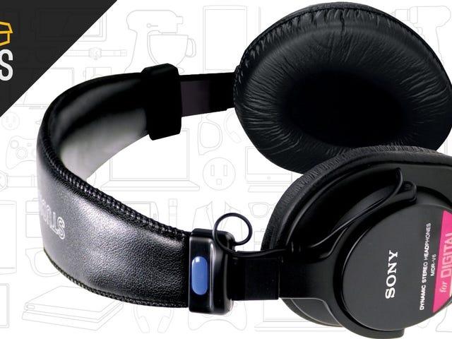 Nämä 24-vuotiaat kuulokkeet ovat edelleen suuria ja vain 50 dollaria tänään