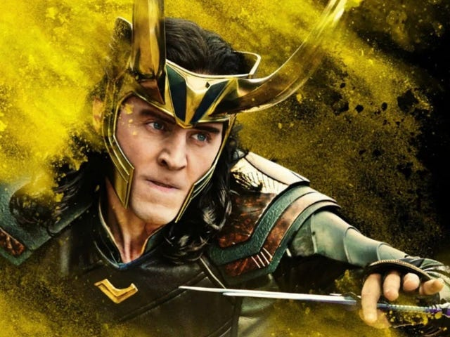 We Love This Blurry Yet Intriguing Glimpse at the Upcoming Loki Show