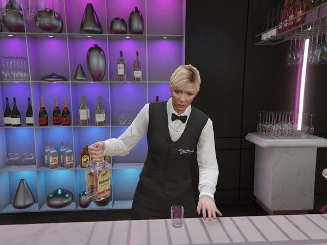 Betrunken im Casino von GTA Online wird eine neue geheime Mission freigeschaltet