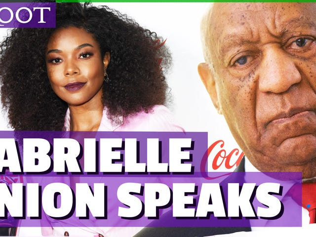 Watch: 'If You Think That You've Aged Out of Justice, Think Again'—Gabrielle Union Speaks on Cosby's Conviction
