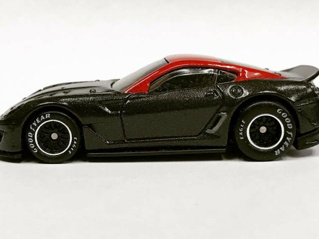 Customonday: Ferrari 599XX