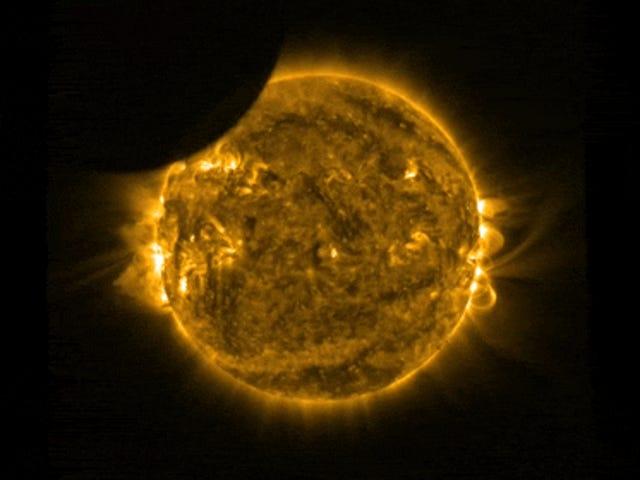 Los mejores videos de eclipse solar.
