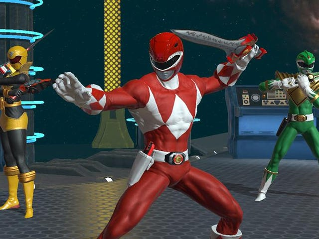 The New Power Rangers Fighting Game Could Use A Lot More Power Rangers