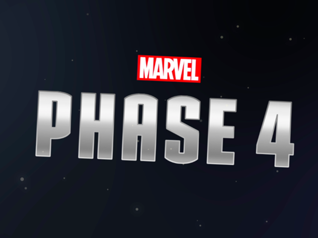 Marvel: MCU Phase 4, 5 and 6?