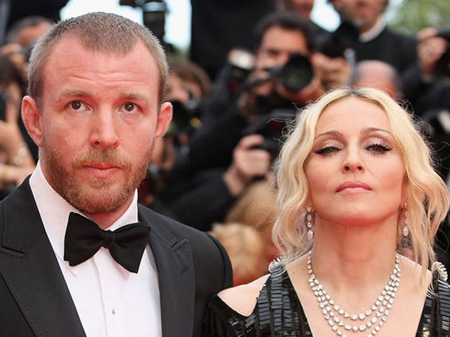 New York Judge to Madonna and Guy Ritchie: Get Over Yourselves and Do What's Best for Rocco