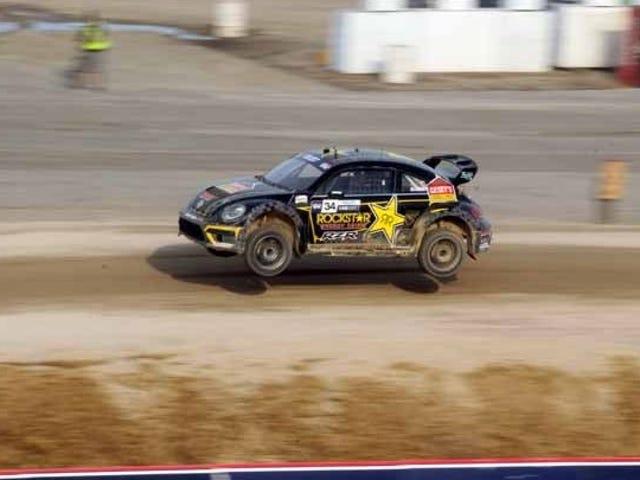 Global Rallycross Olduğundan Çok Daha Popüler Olmalı