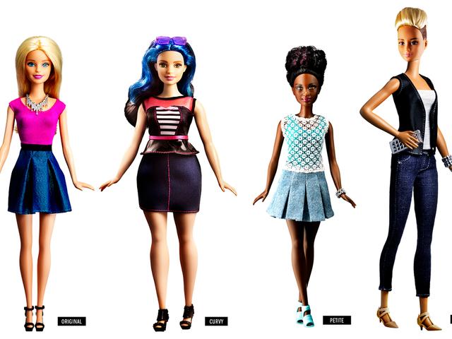 Mattel cede a la presión e introducera El Mayor Cambio de Barbie och 57 anoder