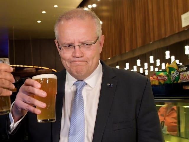 为什么澳大利亚人会在总理大肆宣传他的裤子在麦当劳