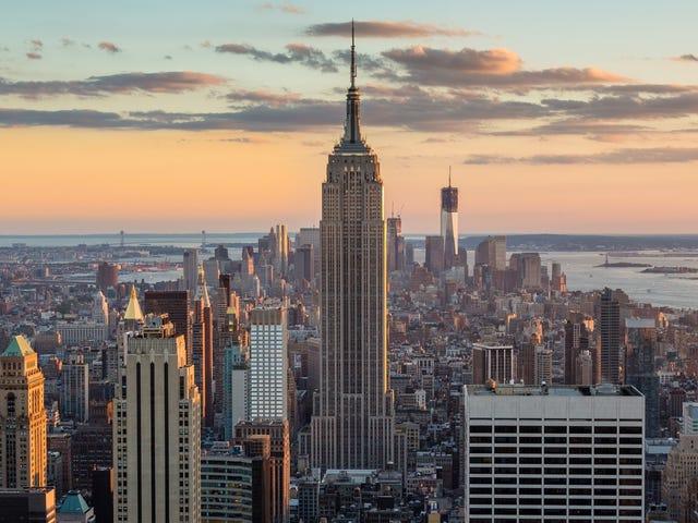 Esta mujersobrevivióun salto desde la planta 86 del Empire State gracias a un factor inesperado:el viento <em></em>