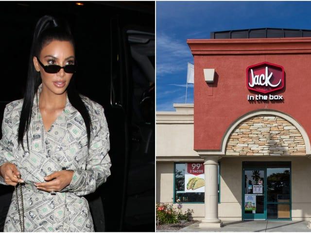 Snarky brand responses to Kim Kardashian's Jack In The Box tweet, ranked