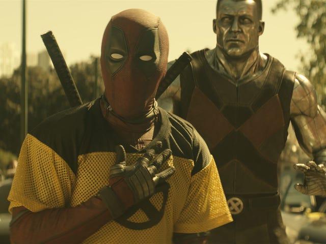 Weekend Box Office: Deadpool 2dethrones Infinity War,still can't beat its predecessor