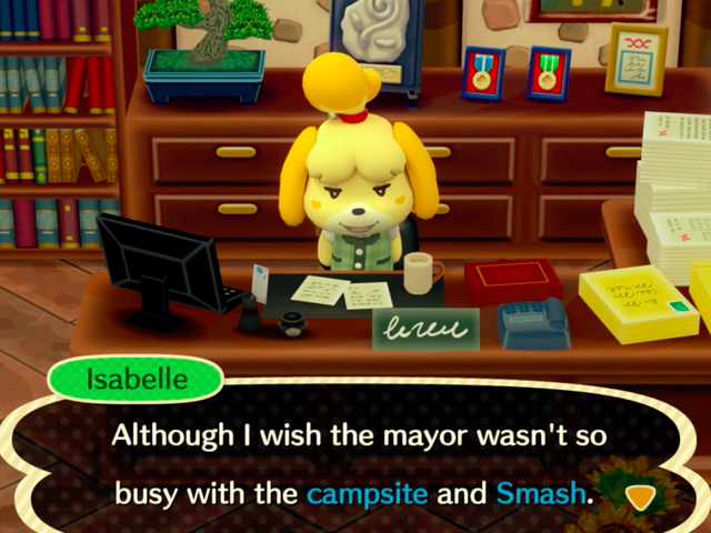 Isabelle Joins Smash Bros. Ultimate As Nintendo Teases New Animal Crossing