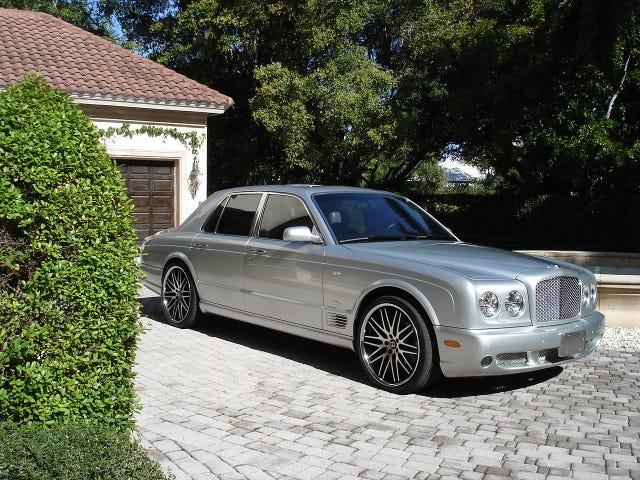 Sexiest Bentley tror jeg noen gang har sett