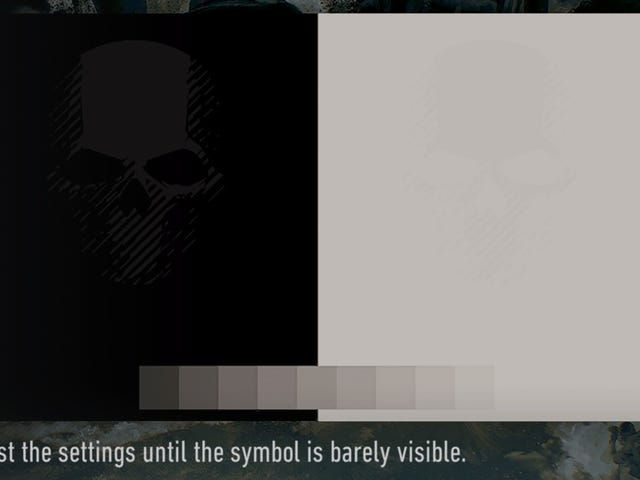 Dette er innstillingene mine for hvert videospill