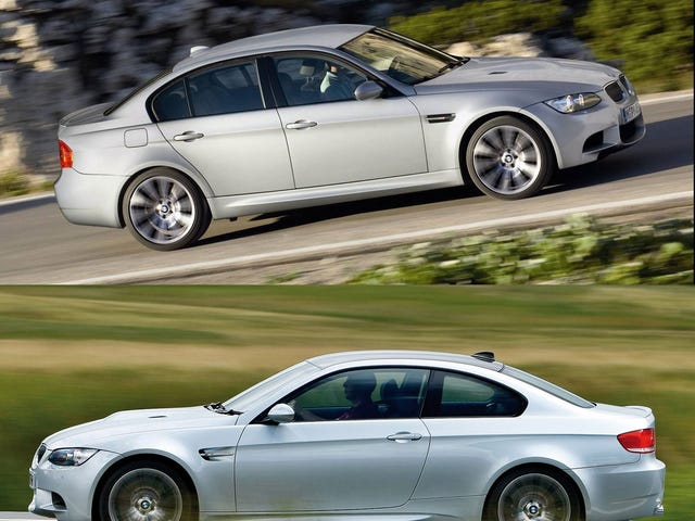 To sedan, or to coupe? That is the question.