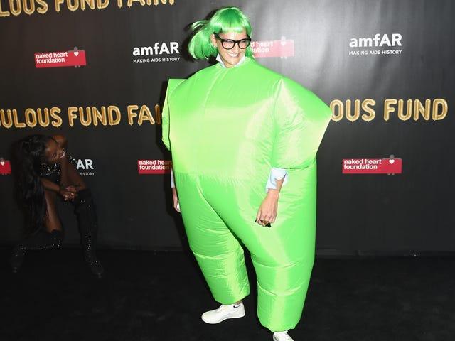 Celebrity Halloween, dag twee [UPDATE]