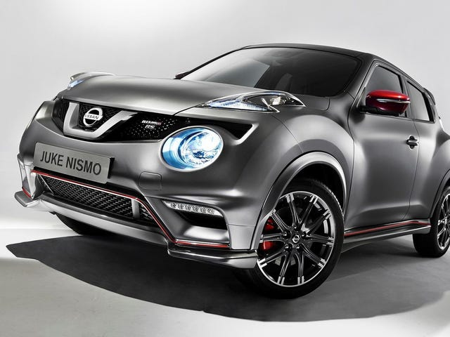 The Nissan Juke Will Return As An 'Urban Meteor With A Nasty Attitude'