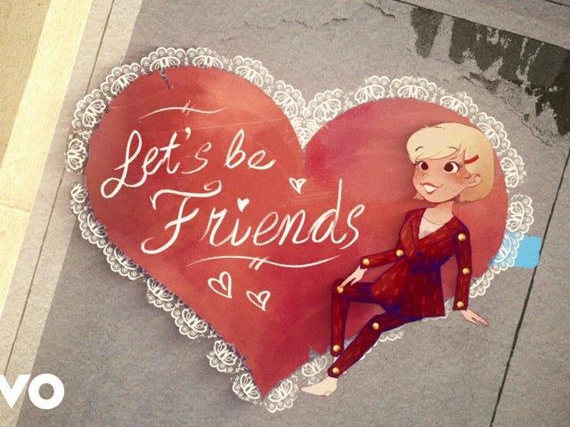 Sommes-nous l'ami ou l'ami de la nouvelle chanson de Carly Rae Jepsen?