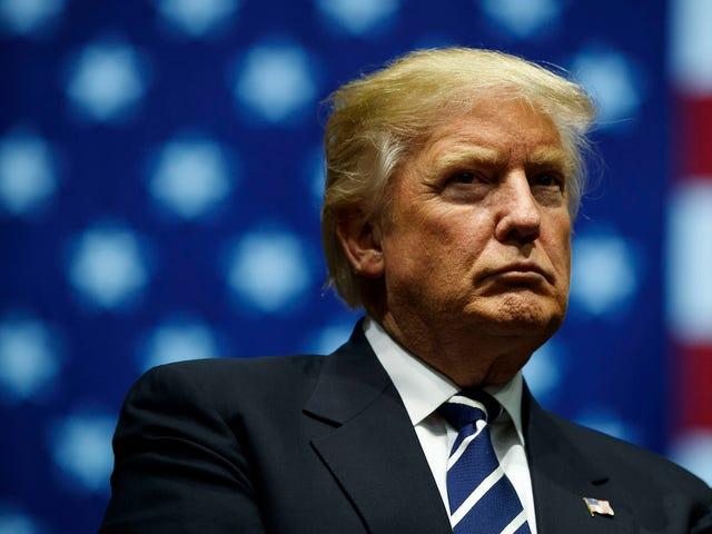Donald Trump Menyangkal Bahwa Kesepakatan DACA Telah Terjadi