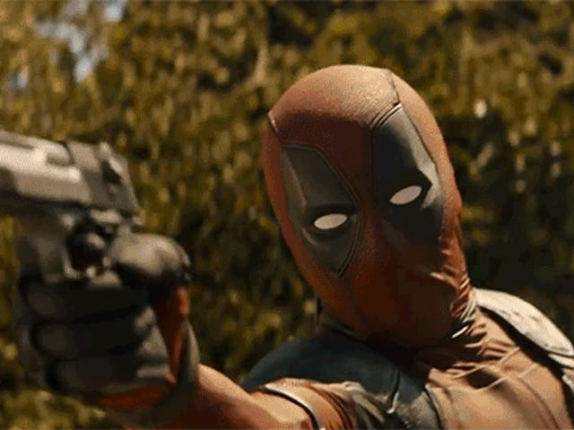 The First Trailer For Deadpool 2 Is Hidden in a Bizarre Tribute to Bob Ross