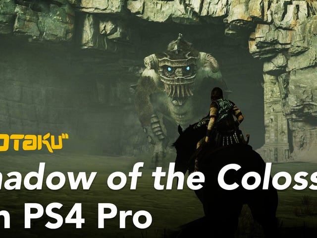 Amazon's Running the Best Deal Ever On Shadow of the Colossus For PS4