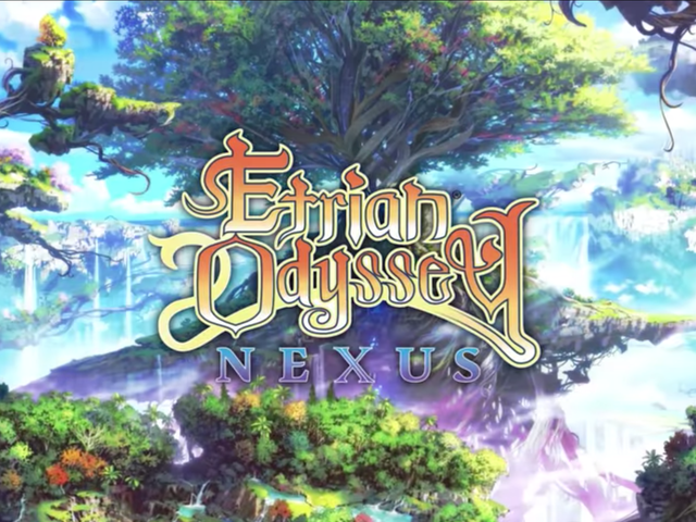 Etrian Odyssey Nexus Is Busting My Balls And It's Totally My Fault