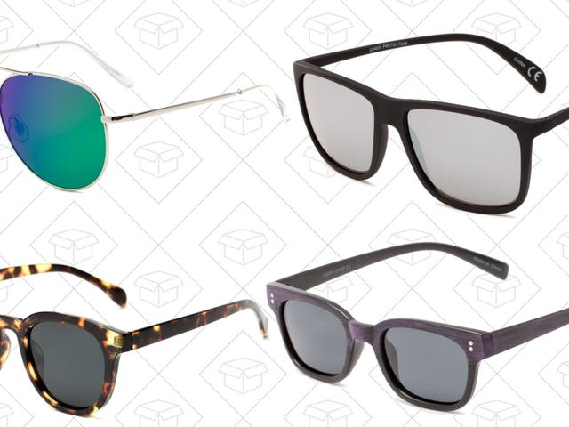 Grab Tons of Shades For Under $5 With Early Access to Sunglass Warehouse's Post-Holiday Sale