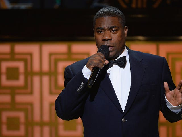 Tracy Morgan in Critical Condition after Fatal Car Crash