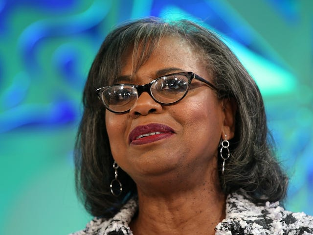 Anita Hill On Where We Are Now and Where We Go Next